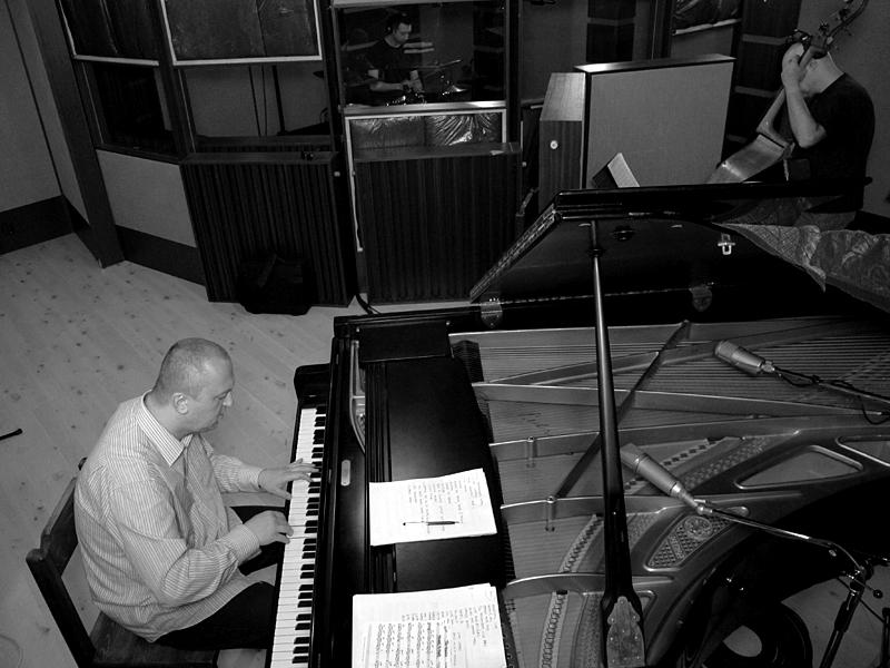 Recording session with Jaromír nad Matt,svárov,july 24.7.2011