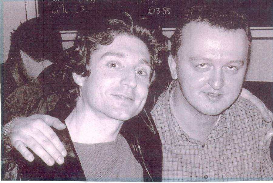 Najponk with Benny Green (Cheltenham Jazz Festival, UK, 2000)