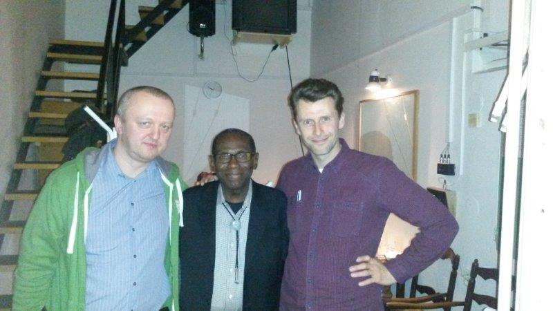 Najponk with George Cables and Tomáš Mertl,Prague 9.4.2015