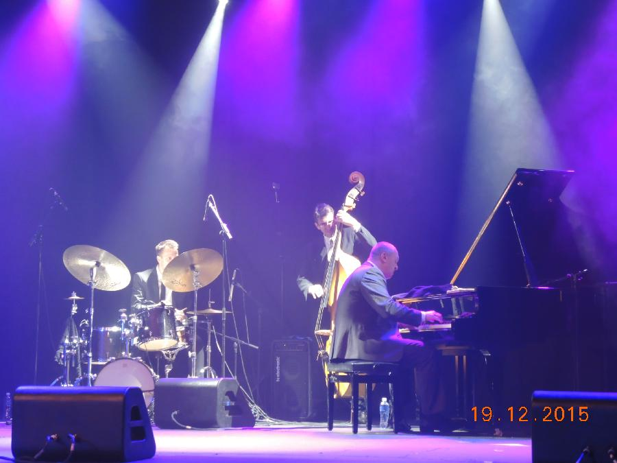 Najponk Trio Live at Carnival City,Johannesburg,South Africa,dec.19.2015